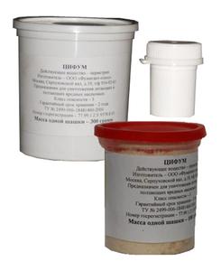 Шашка Цифум - средство от насекомых