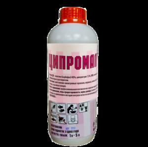 Ципромал - средство от насекомых