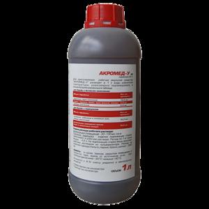 Акромед-У - средство от насекомых